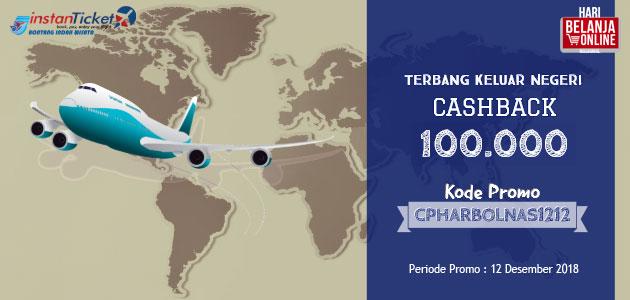 promo penerbangan instanticket.com
